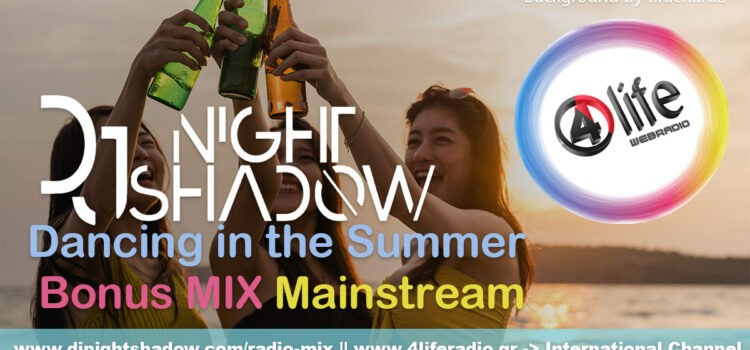 Dancing to the Summer Nights | + BONUS MIX 1 Extra hour |Latin House Dance  (03 Aug 2020)